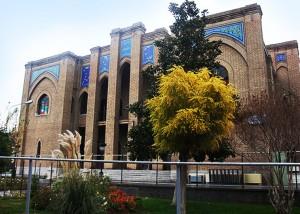 پروژه مرمت و بازسازی بانک تجارت شعبه میدان امام خمینی ( آثار باستانی)