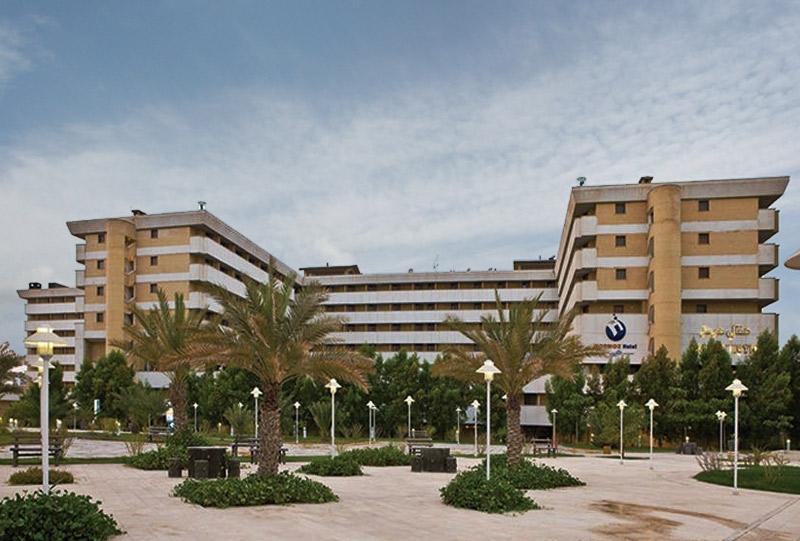 پروژه هتل هرمز