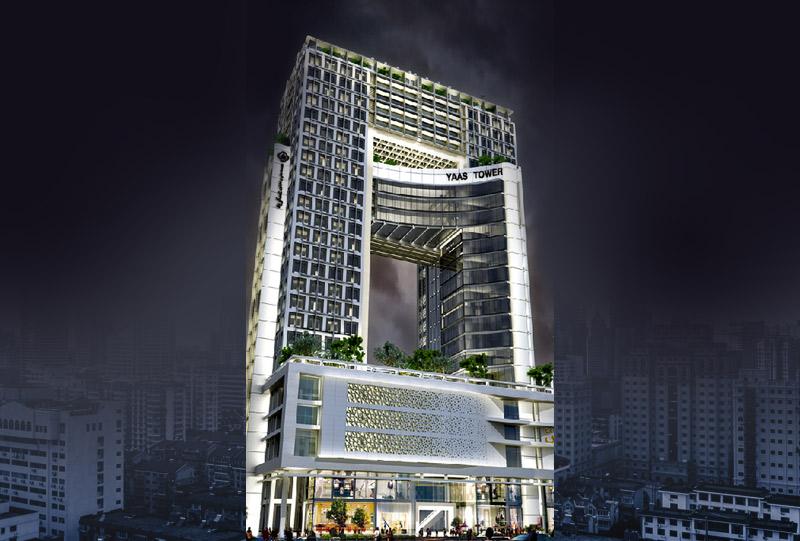 پروژه تجاری – اداری یاس مشهد(کوه نور)