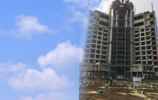 بازدید از پروژه هتل امپراطور تنکابن